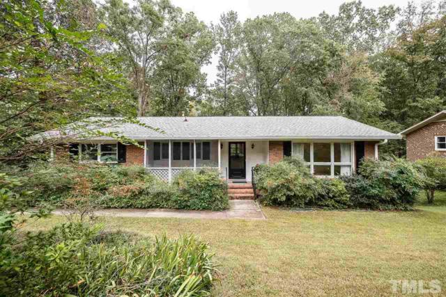 409 Landerwood Lane, Chapel Hill, NC 27517 (#2219302) :: The Perry Group