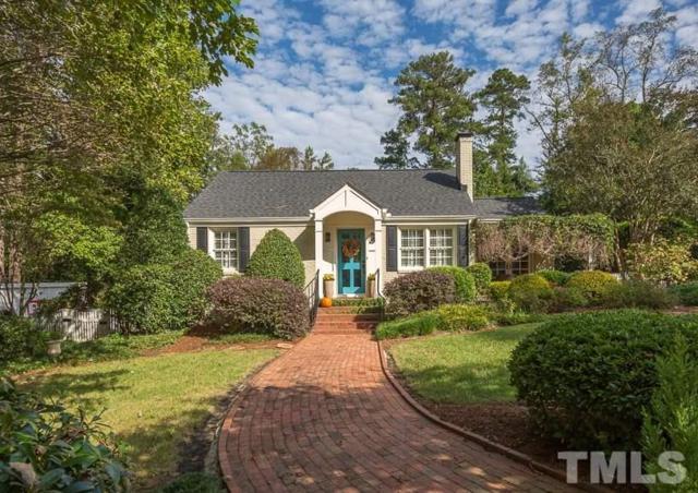 3104 Georgian Terrace, Raleigh, NC 27607 (#2219324) :: Marti Hampton Team - Re/Max One Realty