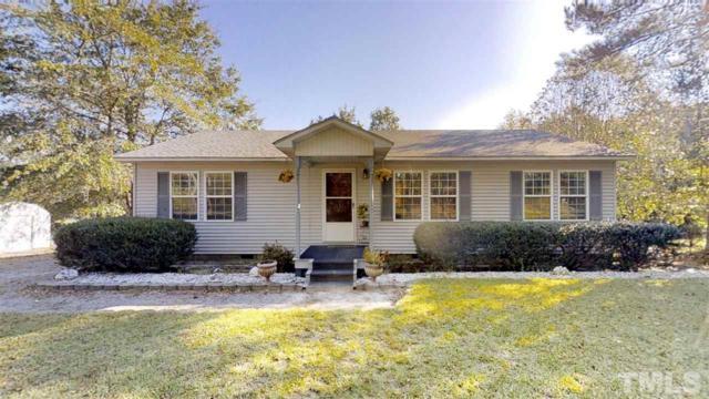 1309 Sheriff Watson Road, Sanford, NC 27332 (#2219344) :: RE/MAX Real Estate Service