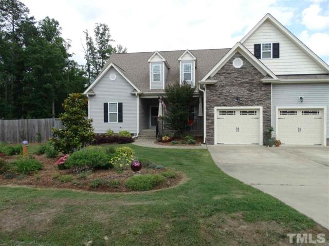 80 E Hackberry Lane, Youngsville, NC 27596 (#2219346) :: The Jim Allen Group