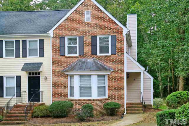 5 Forest Glen Drive, Chapel Hill, NC 27517 (#2219348) :: The Jim Allen Group