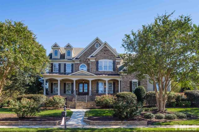 100 Brooktree Court, Morrisville, NC 27560 (#2219351) :: The Perry Group