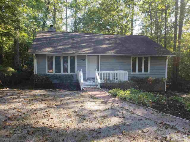 7007 Dogwood Lane, Sanford, NC 27332 (#2219352) :: RE/MAX Real Estate Service