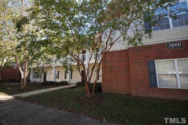 3024 Claret Lane #3024, Morrisville, NC 27560 (#2219376) :: Better Homes & Gardens | Go Realty