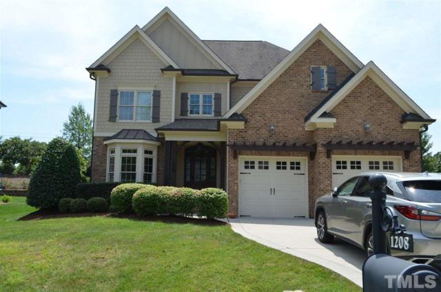 1208 Riggins Mill Road, Cary, NC 27519 (#2219409) :: The Perry Group