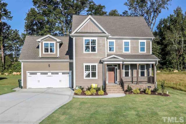153 Heathgreen Drive, Clayton, NC 27527 (#2219420) :: M&J Realty Group
