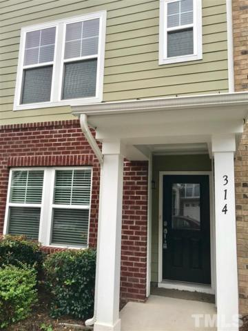 314 Dove Cottage Lane, Cary, NC 27519 (#2219424) :: M&J Realty Group