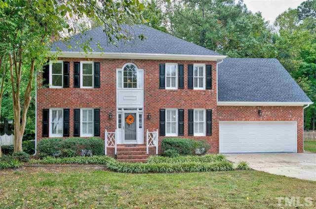 6436 Northwyck Place, Raleigh, NC 27609 (#2219429) :: The Perry Group