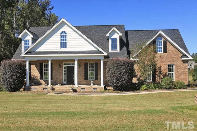 5124 Bartizan Drive, Holly Springs, NC 27540 (#2219441) :: The Perry Group