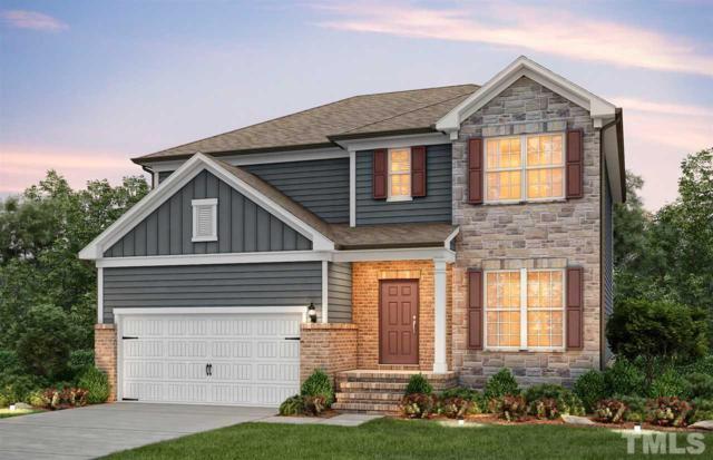 3301 Bordwell Ridge Drive Jmg Lot 55, Apex, NC 27562 (#2219448) :: Raleigh Cary Realty