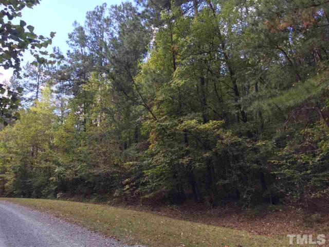 Lot 2 Walnut Cove Road, Chapel Hill, NC 27516 (#2219449) :: The Perry Group