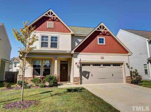 125 Marsh Creek Drive, Garner, NC 27529 (#2219478) :: The Perry Group