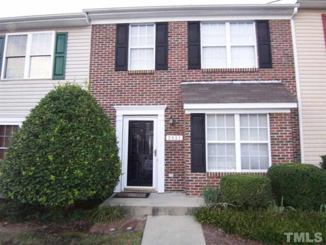 2931 Gross Avenue, Wake Forest, NC 27587 (#2219500) :: The Perry Group