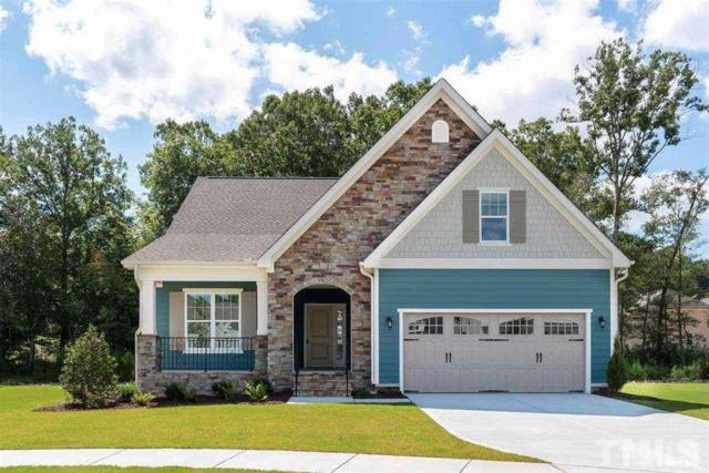 105 Lea Cove Court, Holly Springs, NC 27540 (#2219505) :: The Perry Group