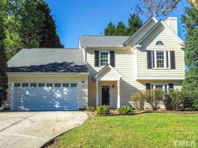 103 Mariposa Drive, Cary, NC 27513 (#2219565) :: Better Homes & Gardens | Go Realty