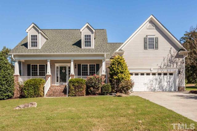 20 Tall Cedar Lane, Youngsville, NC 27596 (#2219604) :: The Perry Group