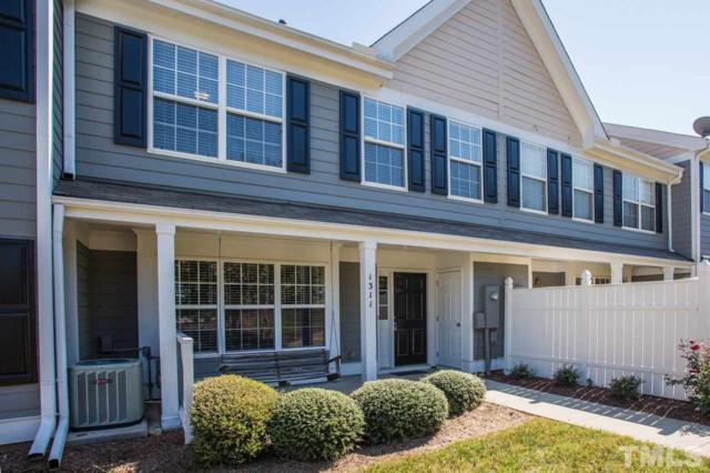1311 Legacy Greene Avenue, Wake Forest, NC 27587 (#2219605) :: The Perry Group