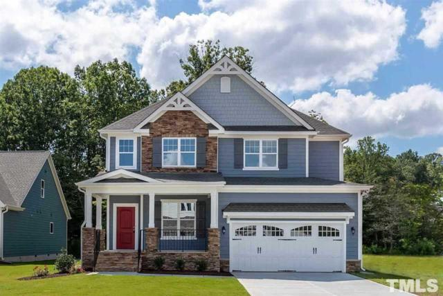 109 Lea Cove Court, Holly Springs, NC 27540 (#2219608) :: The Perry Group