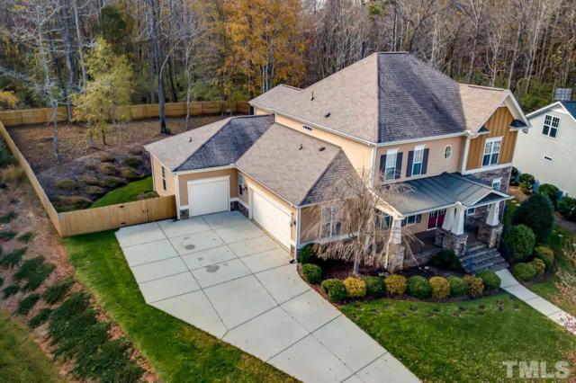 92 Freeman Drive, Pittsboro, NC 27312 (#2219620) :: Saye Triangle Realty