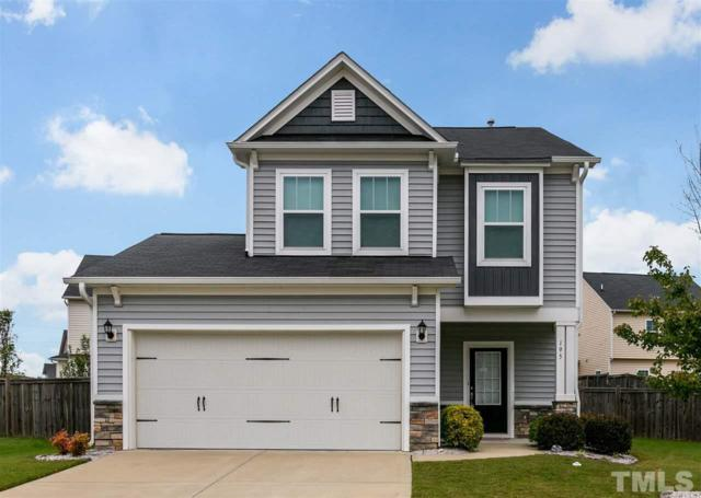 195 Breezemont Drive, Fuquay Varina, NC 27526 (#2219641) :: Better Homes & Gardens | Go Realty
