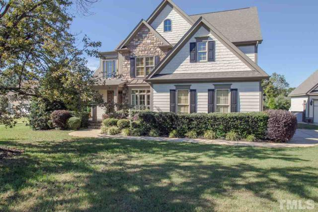 55 Princeton Manor Drive, Youngsville, NC 27596 (#2219672) :: The Perry Group