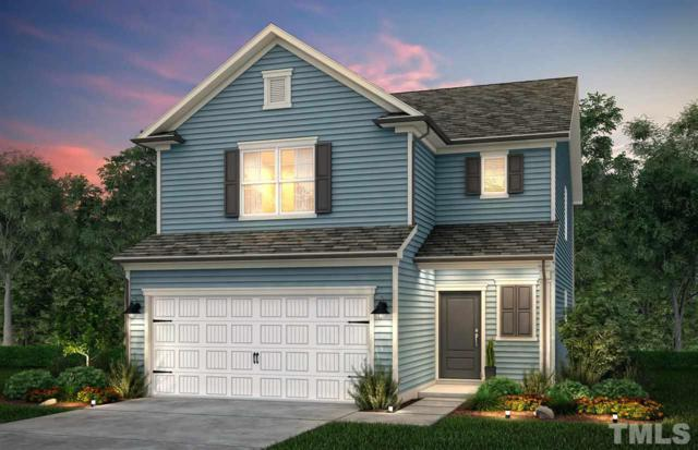 TBD Fox Chapel Place Lot 90, Fuquay Varina, NC 27592 (#2219673) :: The Perry Group