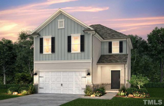 2116 Fox Chapel Place Hiva Lot 98, Fuquay Varina, NC 27592 (#2219686) :: Rachel Kendall Team