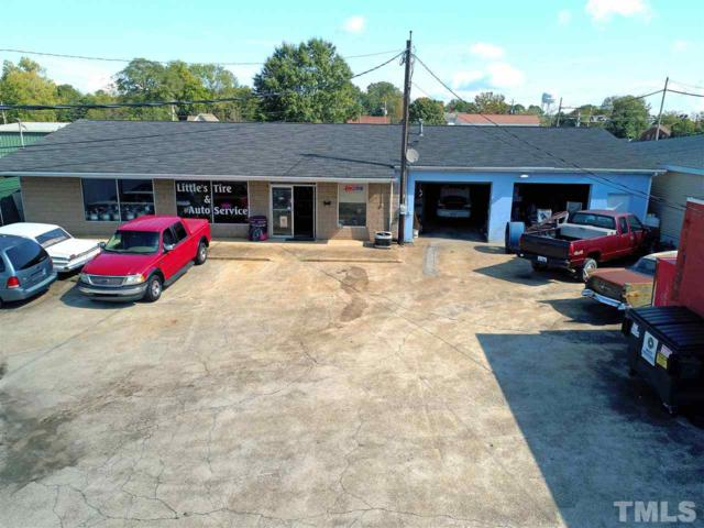 214 W Main Street, Clayton, NC 27520 (#2219698) :: The Jim Allen Group