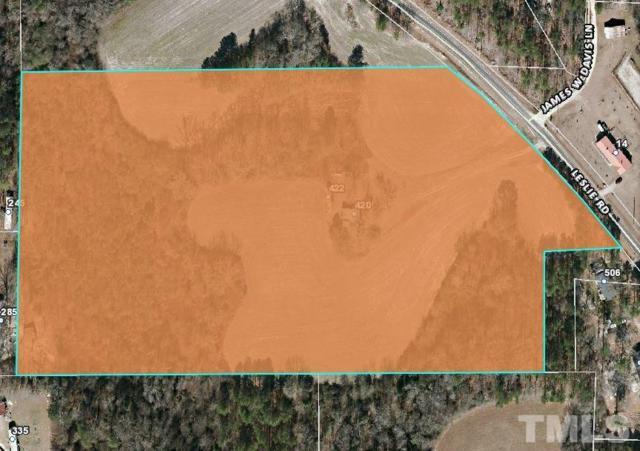 420 Leslie Road, Sanford, NC 27332 (#2219717) :: RE/MAX Real Estate Service