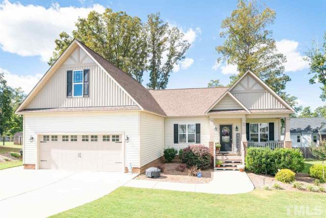 80 Tia Place, Garner, NC 27529 (#2219718) :: Morgan Womble Group