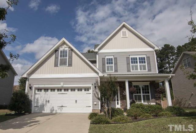1015 Lukestone Drive, Fuquay Varina, NC 27526 (#2219749) :: Better Homes & Gardens | Go Realty