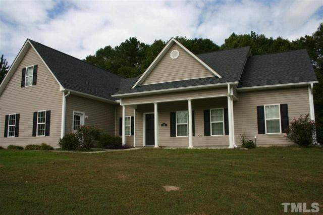 7261 Beau View Drive, Wendell, NC 27591 (#2219784) :: Morgan Womble Group