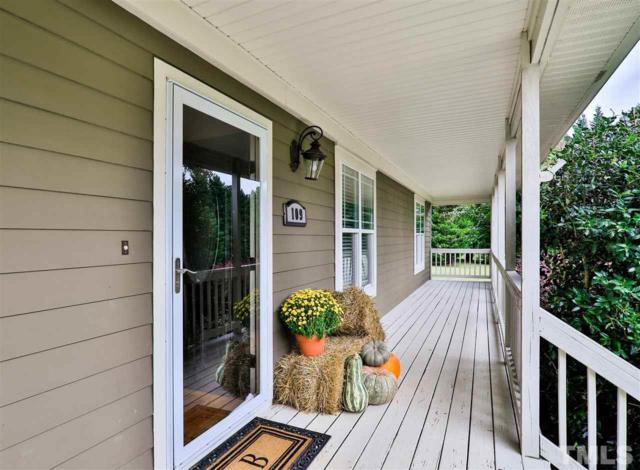 109 Weaver Road, Youngsville, NC 27596 (#2219789) :: Morgan Womble Group