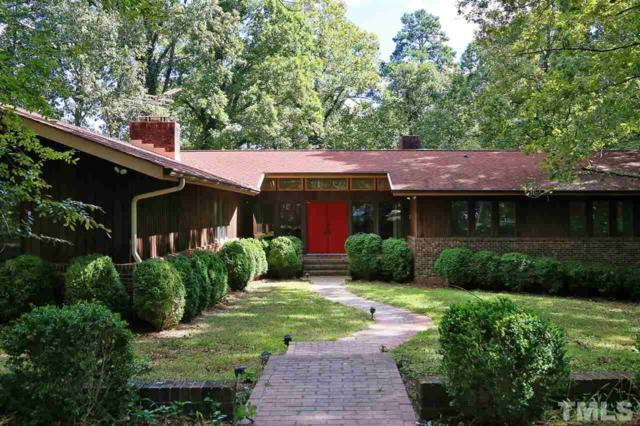 703 Greenwood Road, Chapel Hill, NC 27514 (#2219793) :: M&J Realty Group
