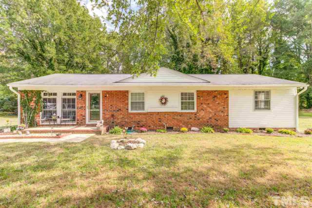 103 Griffin Drive, Wendell, NC 27591 (#2219803) :: Morgan Womble Group