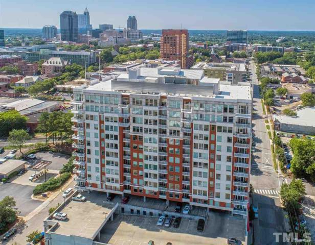 400 W North Street #502, Raleigh, NC 27603 (MLS #2219830) :: The Oceanaire Realty