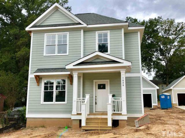 1020 Gregg Street, Raleigh, NC 27601 (#2219852) :: Marti Hampton Team - Re/Max One Realty