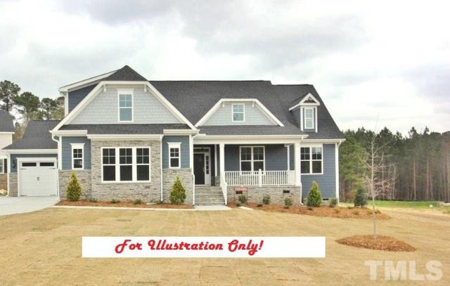 2809 Oxford Bluff Drive, Wake Forest, NC 27587 (#2219856) :: The Jim Allen Group