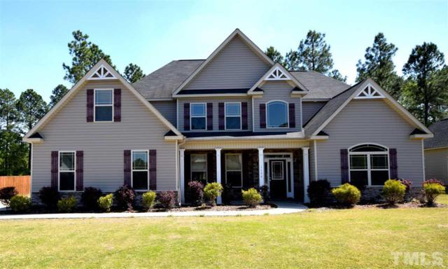1136 Coachman Way, Sanford, NC 27332 (#2219860) :: RE/MAX Real Estate Service