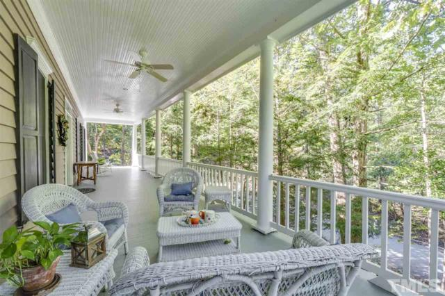 124 Red Bud Lane, Chapel Hill, NC 27514 (#2219887) :: Better Homes & Gardens | Go Realty