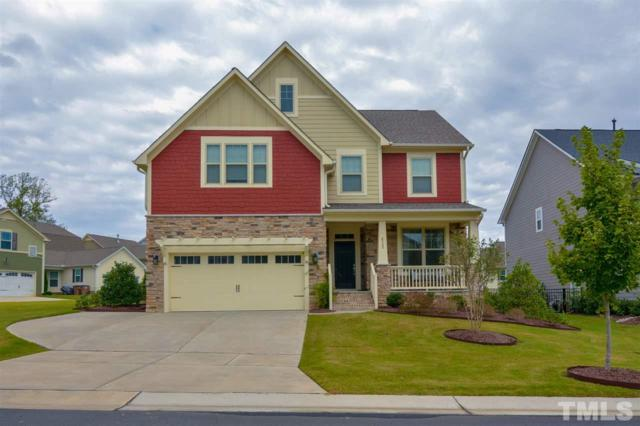413 Nightingale Court, Wake Forest, NC 27587 (#2219921) :: The Jim Allen Group