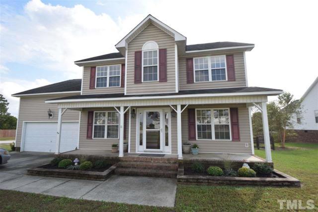 11 E Camden Court, Sanford, NC 27332 (#2219940) :: RE/MAX Real Estate Service