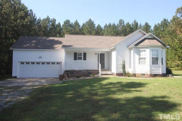 153 Thistle Drive, Selma, NC 27576 (#2220019) :: The Perry Group