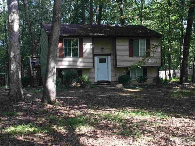 5603 Centennial Drive, Durham, NC 27712 (#2220041) :: M&J Realty Group