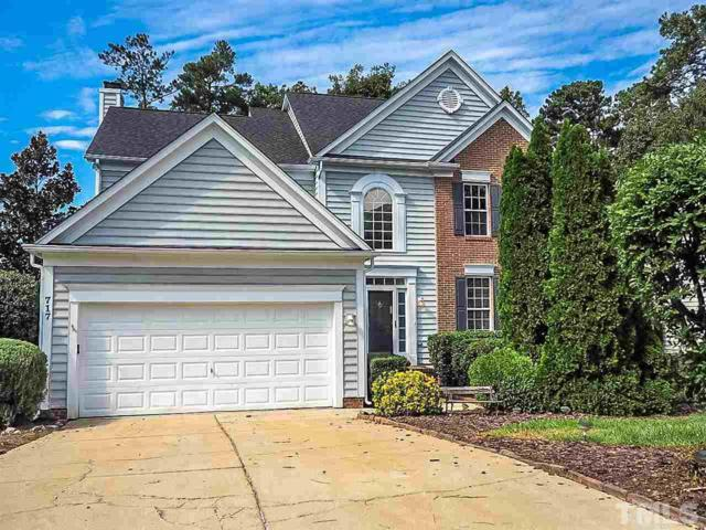717 Hillsford Lane, Apex, NC 27502 (#2220071) :: RE/MAX Real Estate Service