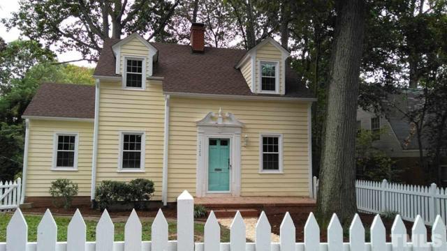 1726 Vista Street, Durham, NC 27701 (#2220074) :: The Jim Allen Group