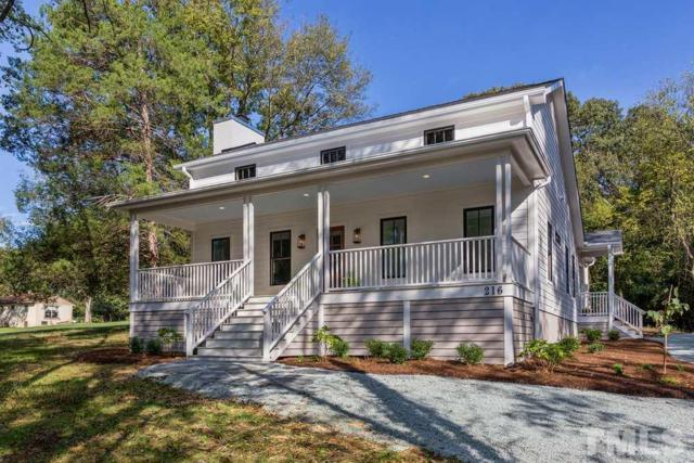 216 W Orange Street, Hillsborough, NC 27278 (#2220075) :: Spotlight Realty