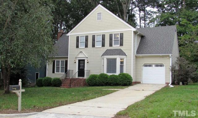 9517 Center Cross Court, Raleigh, NC 27617 (#2220117) :: Marti Hampton Team - Re/Max One Realty