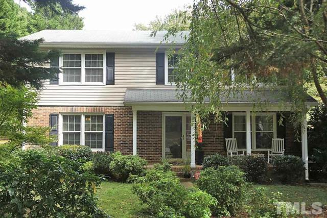 3616 Morningside Drive, Raleigh, NC 27607 (#2220148) :: The Perry Group