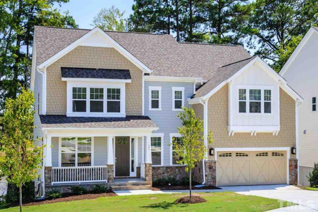 141 Pondside Drive #143, Apex, NC 27539 (#2220193) :: Marti Hampton Team - Re/Max One Realty